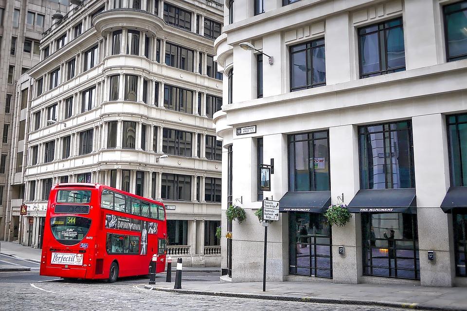Double Decker, Ruas de Londres