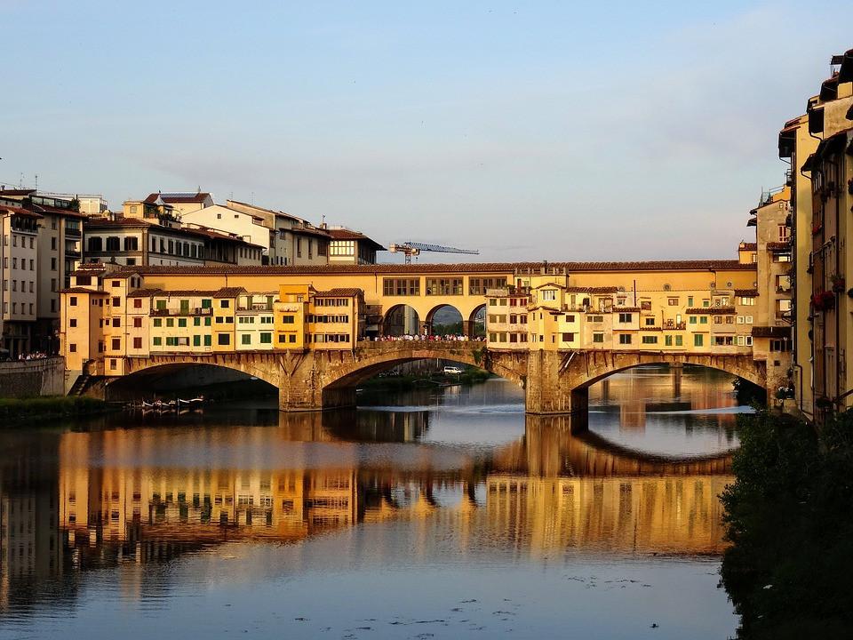 Ponte Vecchio, Florença, Toscana