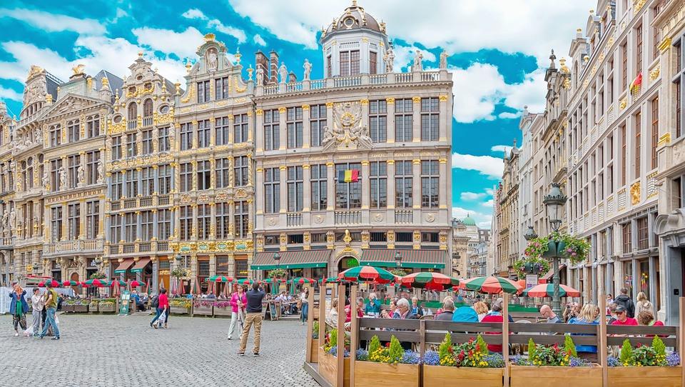 Destino Bruxelas …. destino chocolate belga!