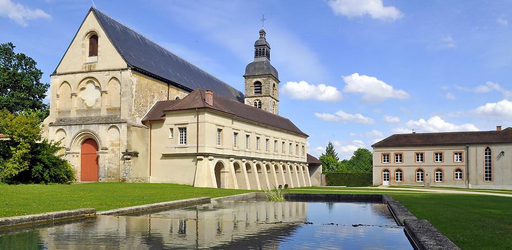 Abadia de Hautivillers, Hautivillers