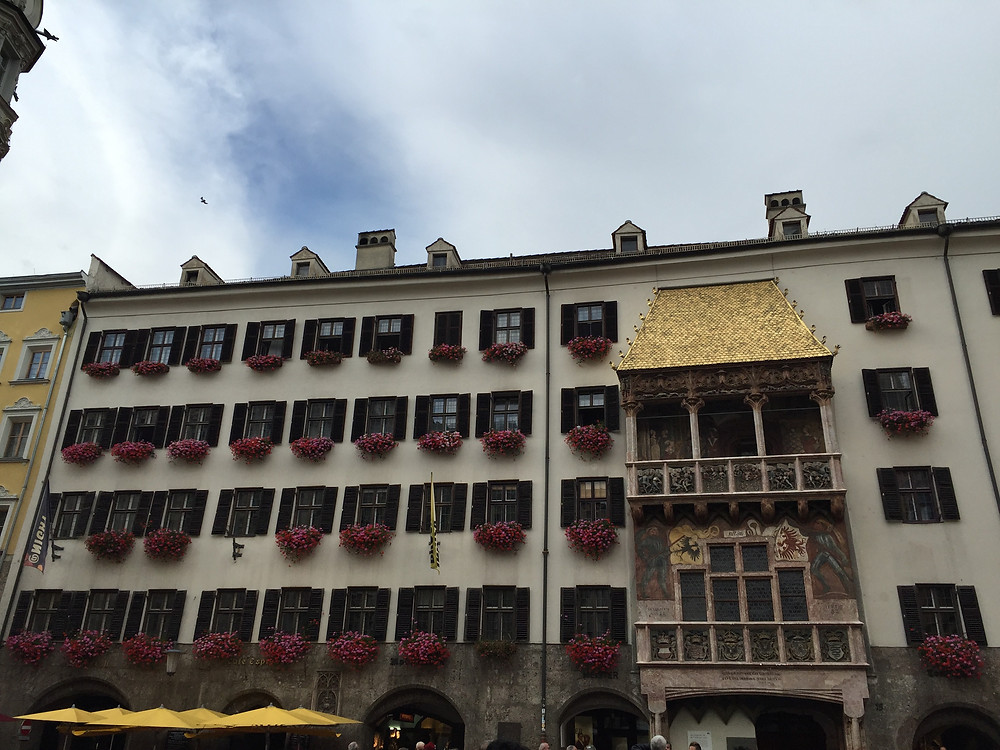 Telhado Dourado, Innsbruck