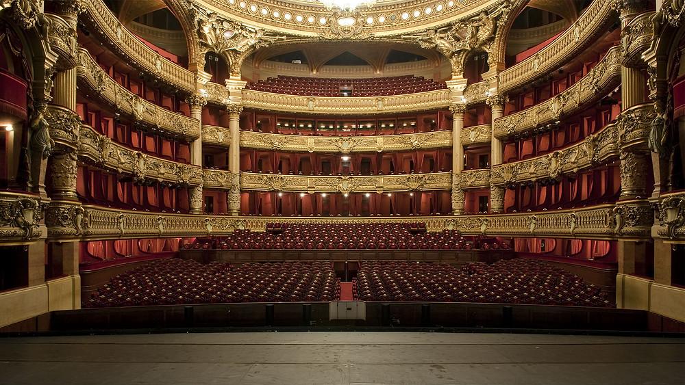 Ópera Garnier - Paris