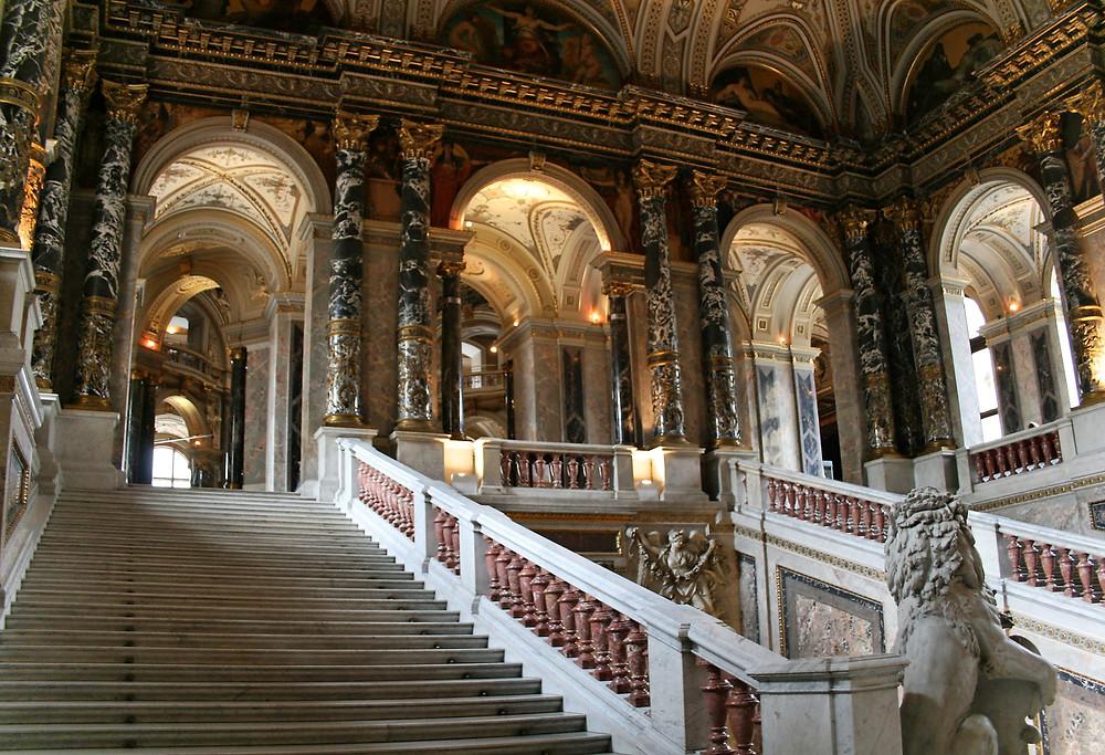 Museu de História da Arte, Viena