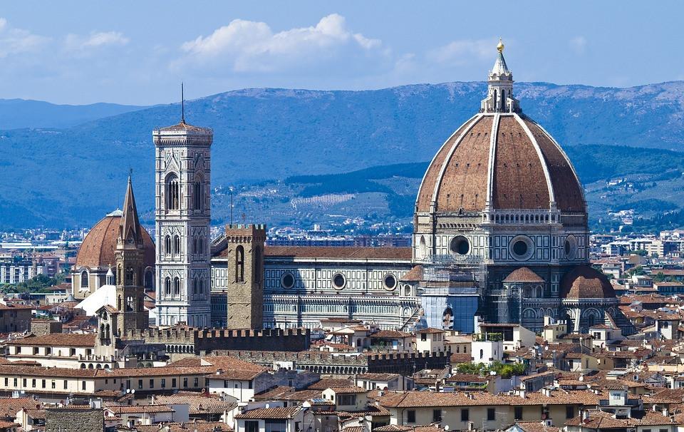 Catedral de Santa Maria del Fiore, Florença, Itália