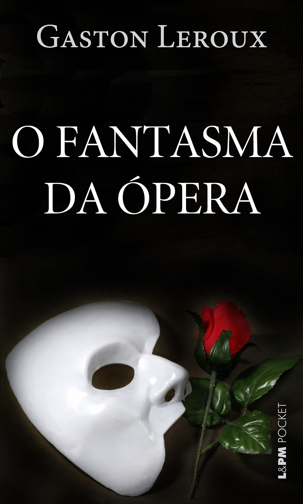 O Fantasma da Ópera, Gaston Leroux