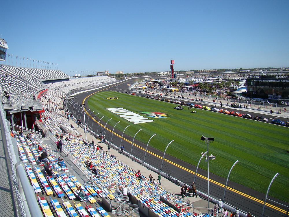 Autodromo de Daytona Beach, Florida
