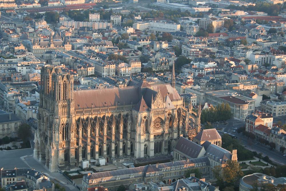 Catedral Notre-Dame de Reims, Reims