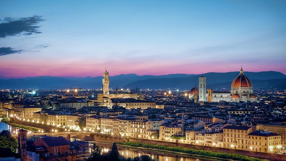 Uma bela viagem pela Itália e Vaticano!