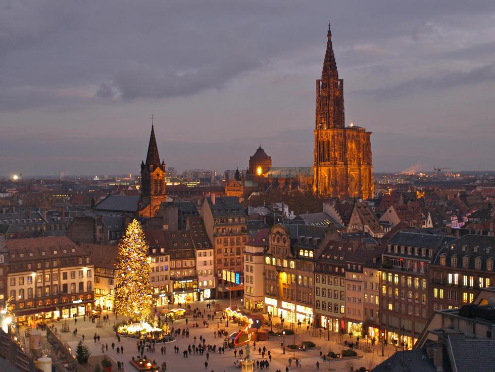 Viajar pela Região da Alsácia-Lorena, na França!