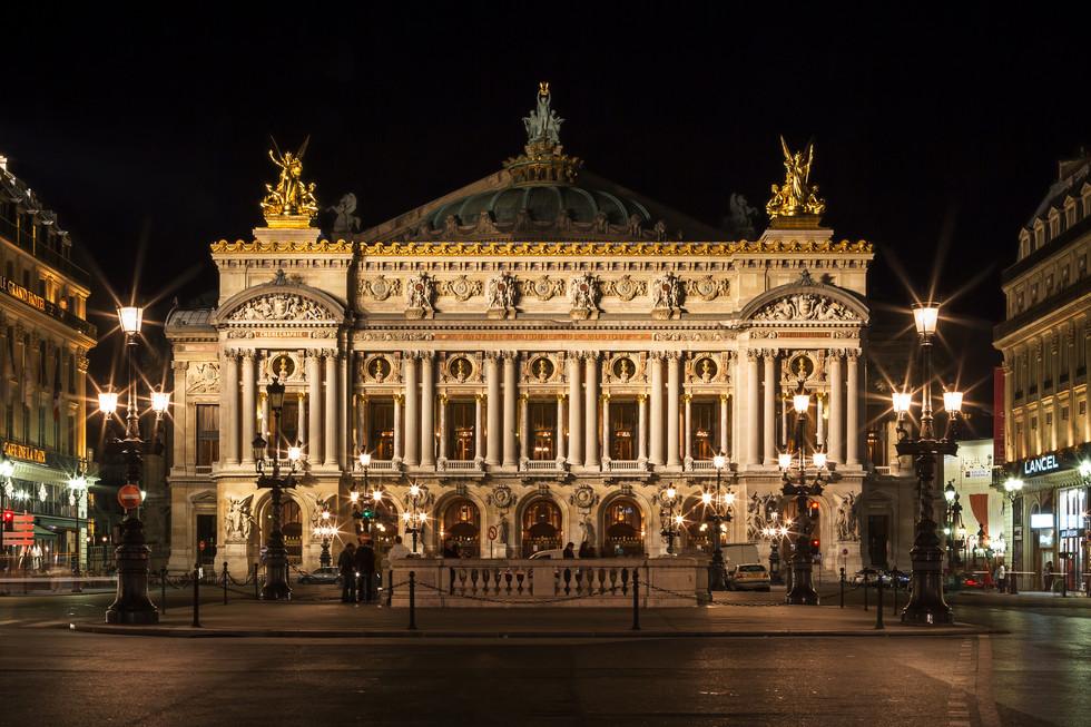 Viajar Paris - Ópera Garnier