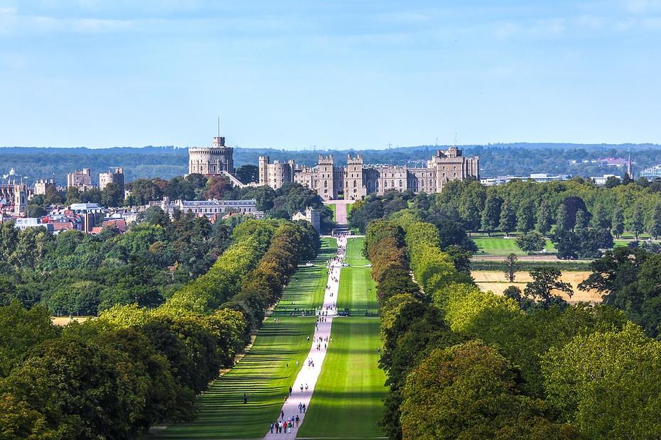 Destino Windsor e o belíssimo castelo do interior da Inglaterra!