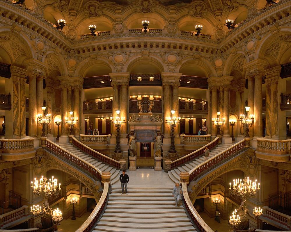 Ópera Garnier -Paris