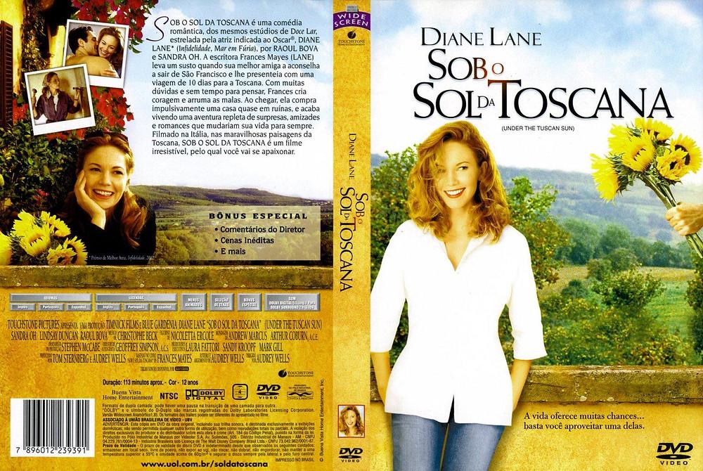 Filme: Sob o Sol da Toscana