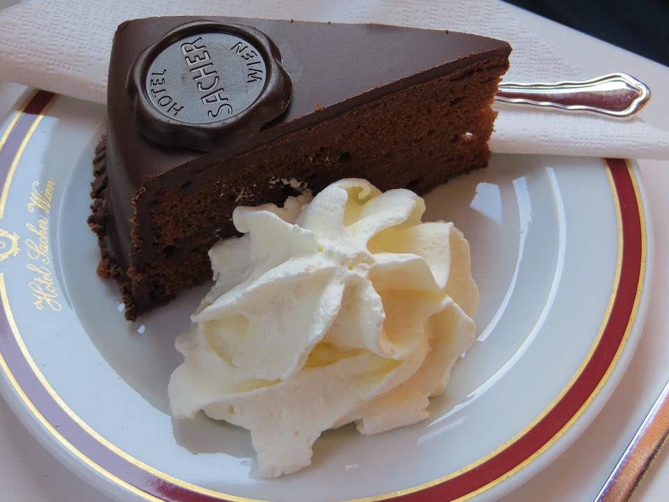 Torta Sacher, Viena