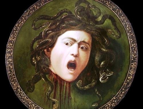 """Medusa"", Caravaggio"