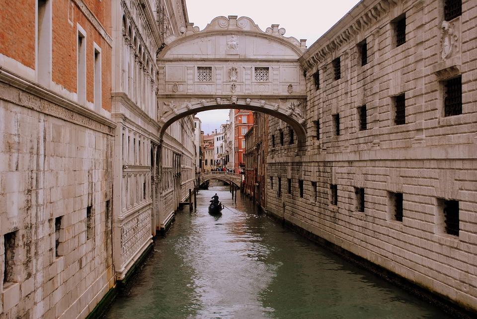 Ponte dos Suspiros, Veneza, Vêneto