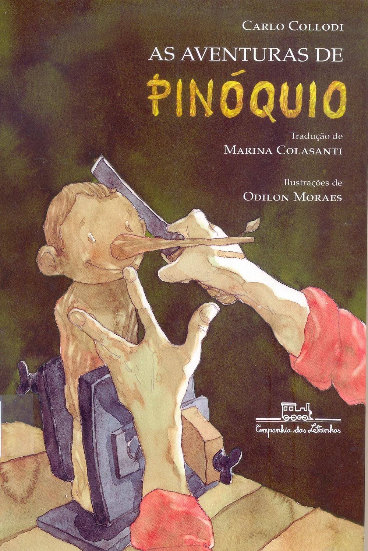 Pinóquio-Carlo Collodi