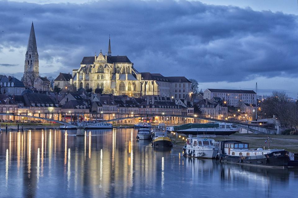 Catedral de Saint-Étienne, Auxerre