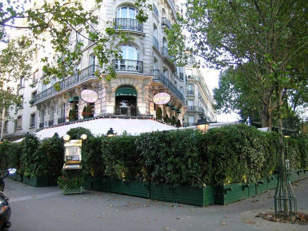 Viajar Paris, Closerie des Lilás, o famoso café de Montparnasse!