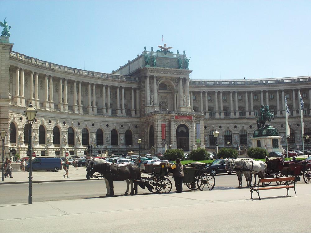 Palácio Imperial, Viena