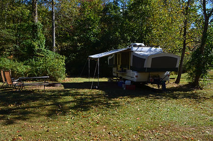 The Hitching Post Campground offer RV camping