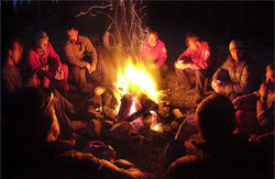 camping group
