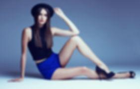 Summer Fashion Model