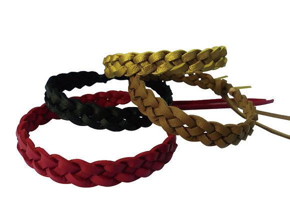 Leather Look Bracelet - Mosquito Repellent