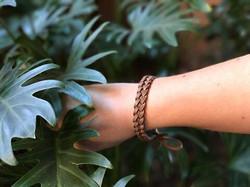 Leather Look Mosquit mosquito repellent Bracelets