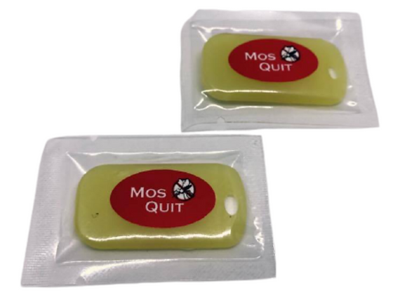 Refill Pellets for MosQuit Clip x5