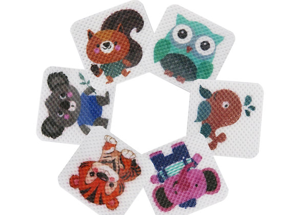 Cartoon Patches/Stickers - Mosquito Repellents
