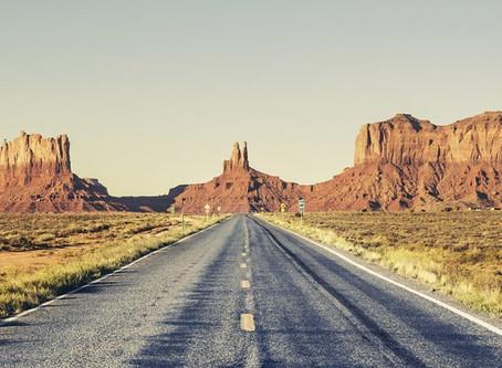 Top 5 US Destinations for a 2020 Road Trip