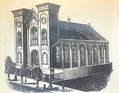 union baptist Church started in 1847 bui