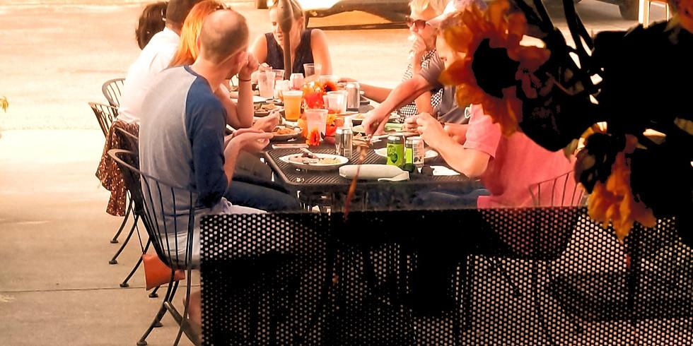 Saturday Supper Club  3