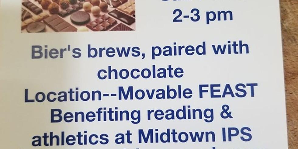 Bier & Chocolate Tasting Kiwanis Fundraiser