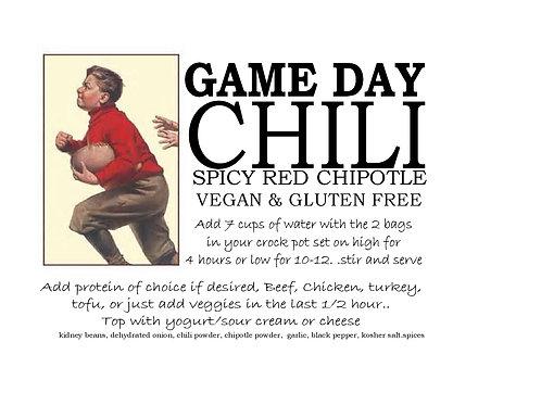 GAME DAY CHILI