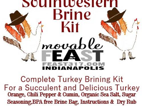 Southwestern Brining Kit