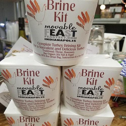 Brining Kit