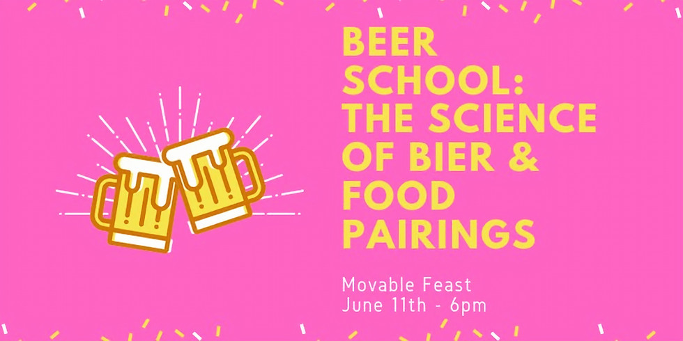 Bier School with Bier Brewery & Girls Pint Out