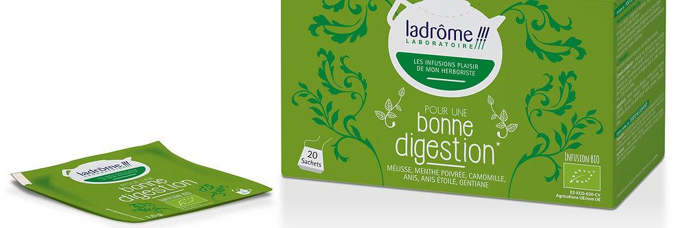 Bonne digestion / Raukeaan ruuansulatukseen