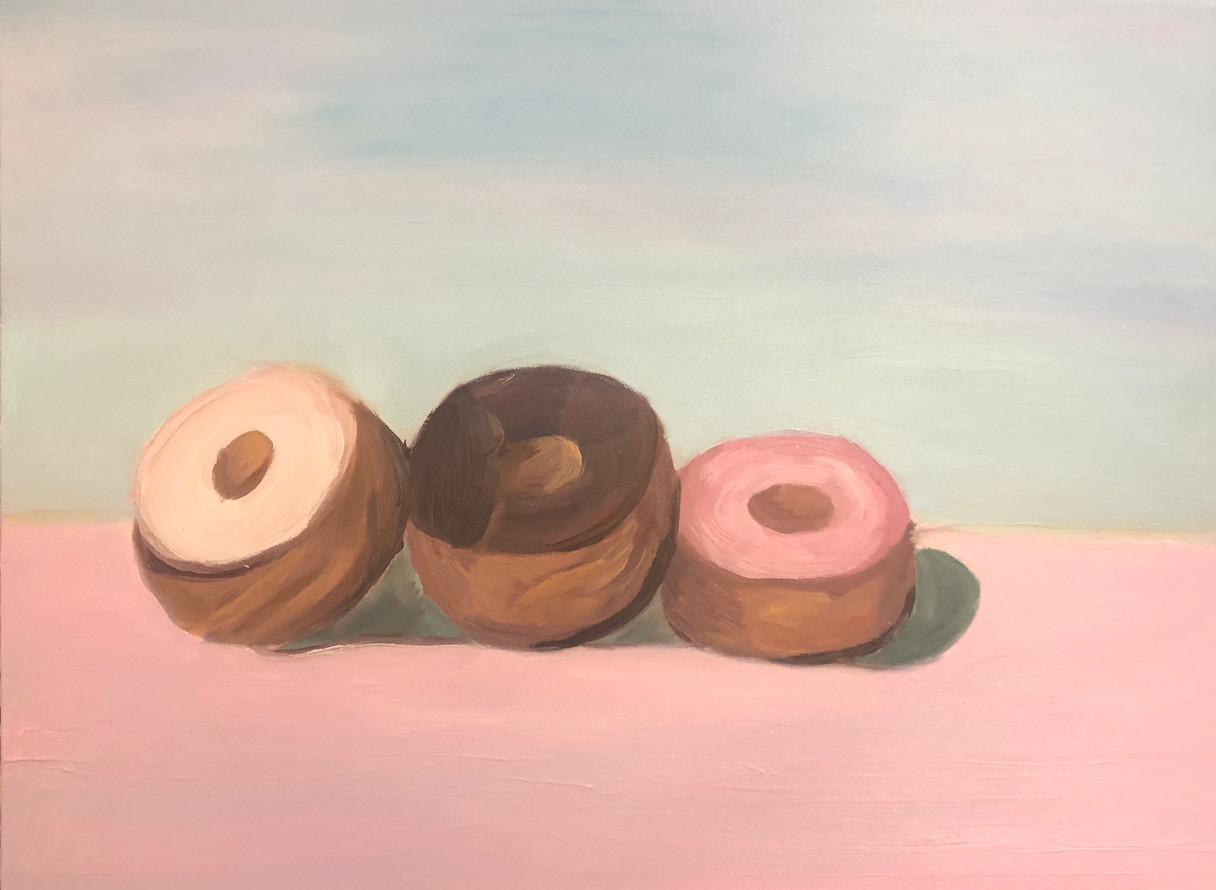 Three Doughnuts Study