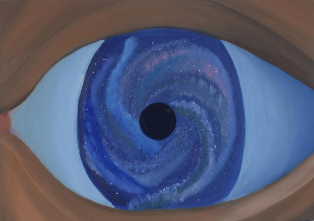 The Galaxy Mirror