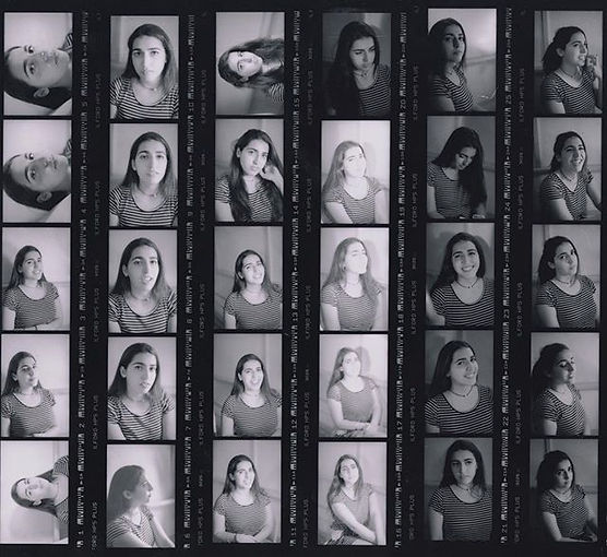 Contact sheet + me = CONTACT ME!! For th