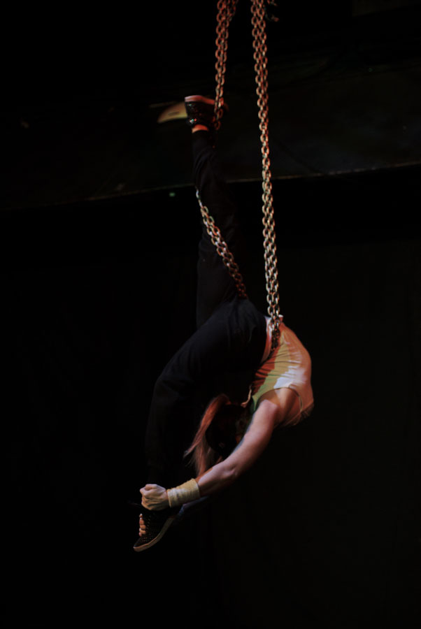 Aerial Chains, Spinal Chord