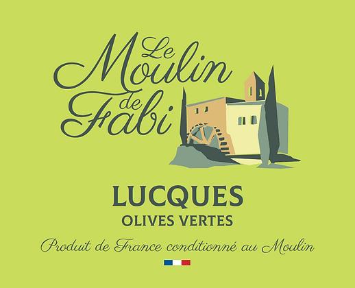 Olives de bouche LUCQUES