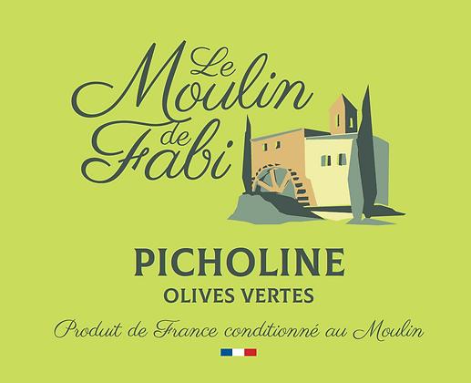 Olives de bouche PICHOLINE