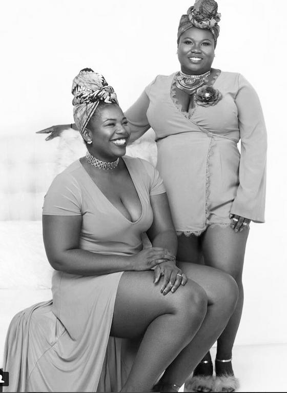 Chioma and Uchenna Ngwudo