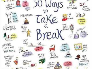 Need a mental break?