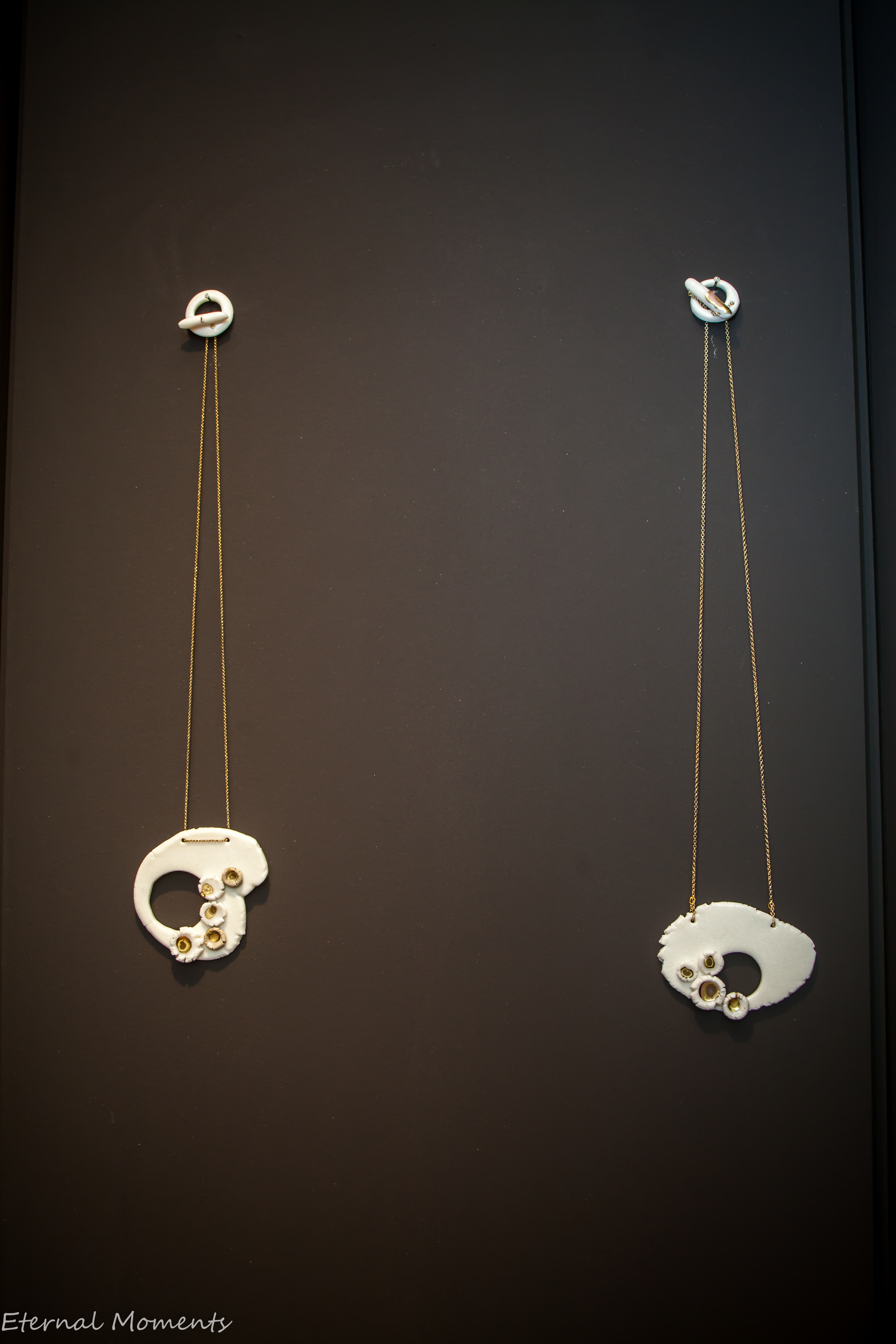 Midas touch necklaces