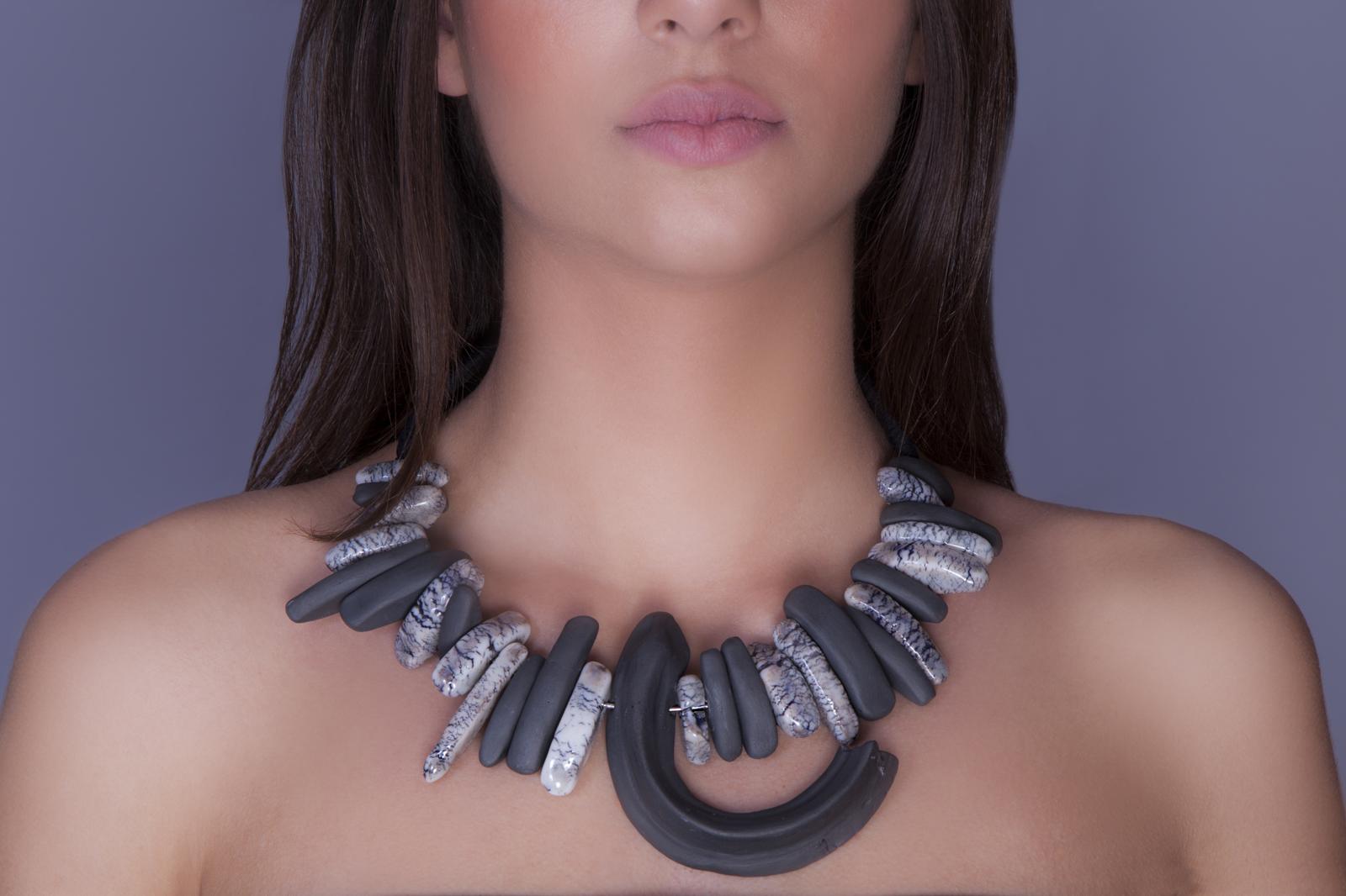 Uroborus necklace